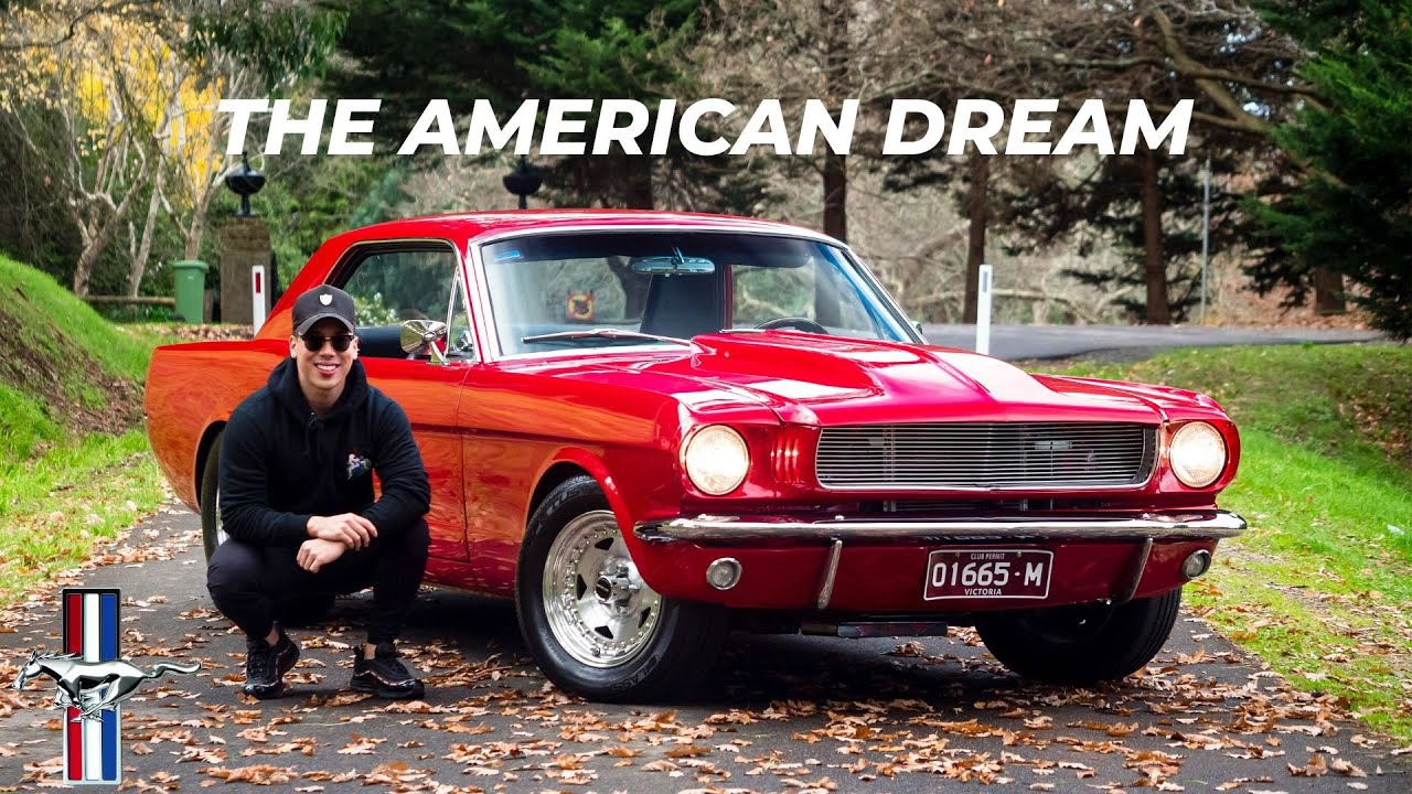 565HP 1965 Ford Mustang V8 Stroker - The American Dream | CAR REVIEW
