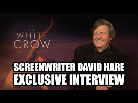 Writer David Hare on THE WHITE CROW - Exclusive Interview