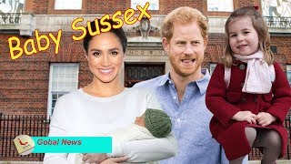 Princess Charlotte really made Duchess, Meghan shocked when she did this to baby Sussex?