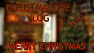 Christmas Eve Vlog- VIDMAS COMPLETE | Vlog #5