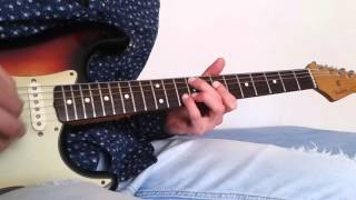 If 6 was 9 - Jimi Hendrix (Cover) Rhythm guitar