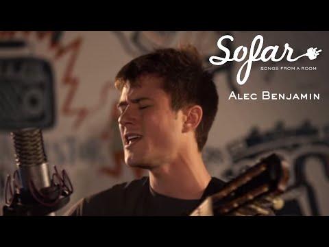 Alec Benjamin - Let Me Down Slowly | Sofar London