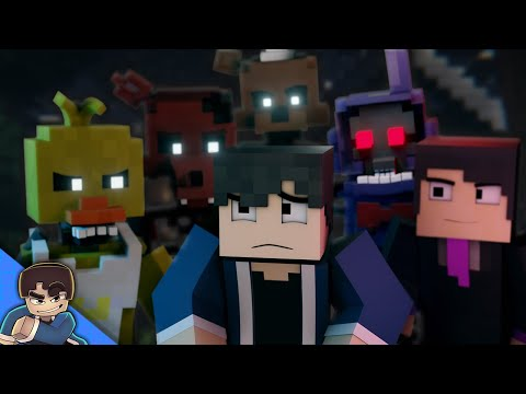 """""""Don't Let Them See You""""   TJOC Minecraft Animation (Song By TryHardNinja And Bonecage) FaintTurnip"""