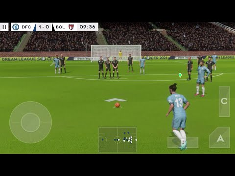 Dream League Soccer 21 ⚽ Android Gameplay #15
