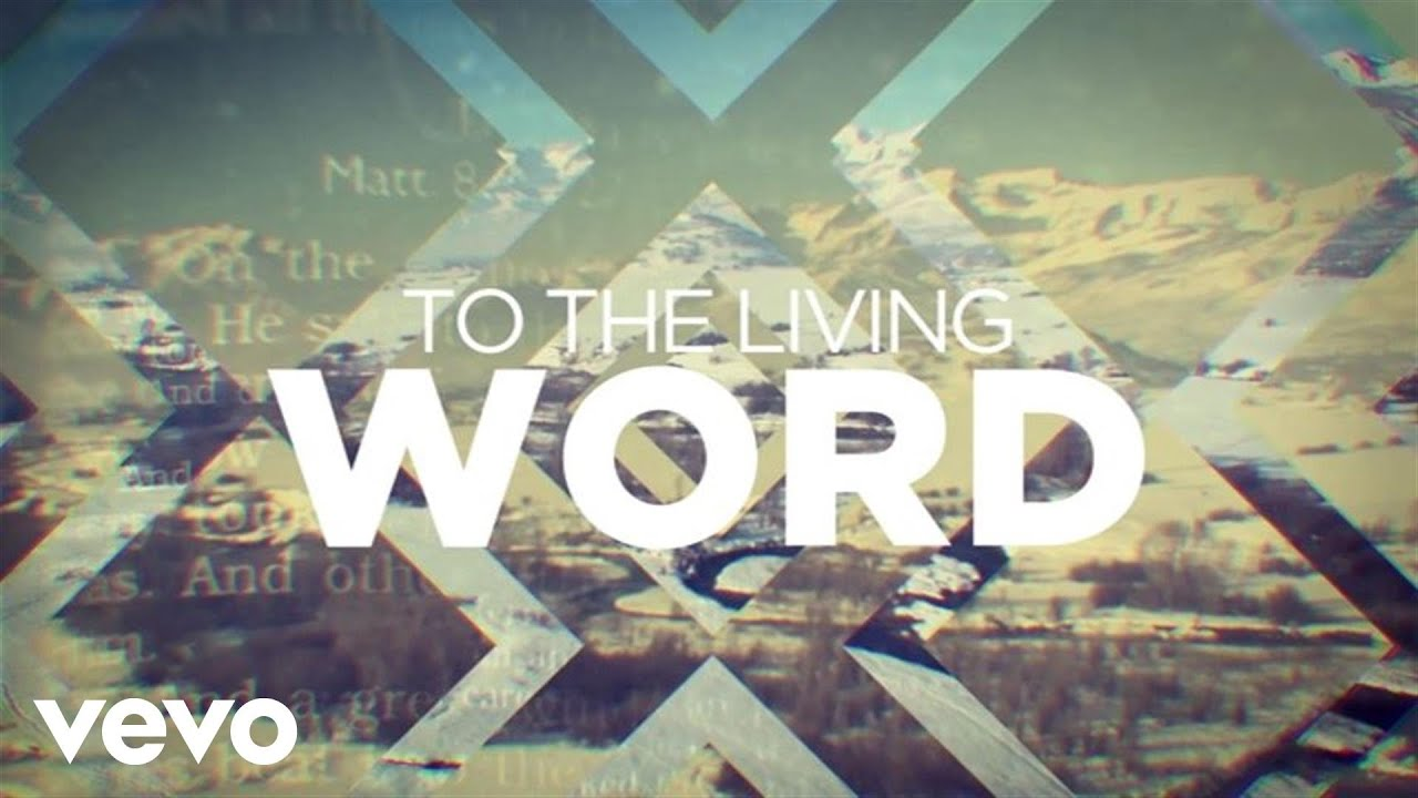 Jeremy Camp - Living Word (Lyric Video)