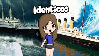 REACTION TO THE EXACT REPLICA OF THE TITANIC IN ROBLOX Melina