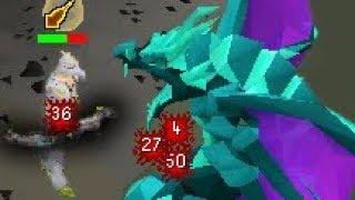 Testing Zulrah in MAX GEAR for 10 hours