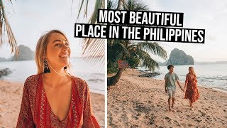 PARADISE in the PHILIPPINES | Everything to do in Palawan