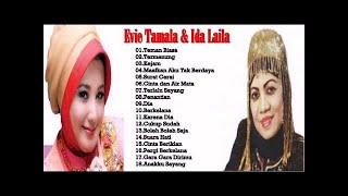 Evie Tamala & Ida Laila - Full Album   Tembang Kenangan   Lagu Dangdut Lawas Nostalgia 80an - 90an