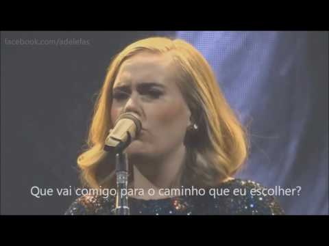 Adele - One And Only Legendado