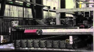 видео Изготовление арматурных сеток