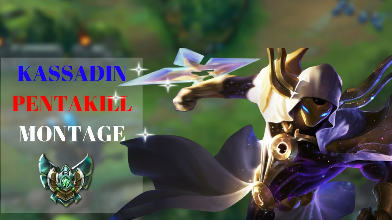 Kassadin Build Guide : Utility Kassadin [Patch 9 4] :: League of