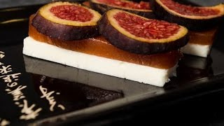 Cheese With Quince Paste And Figs - Recipes From Spain