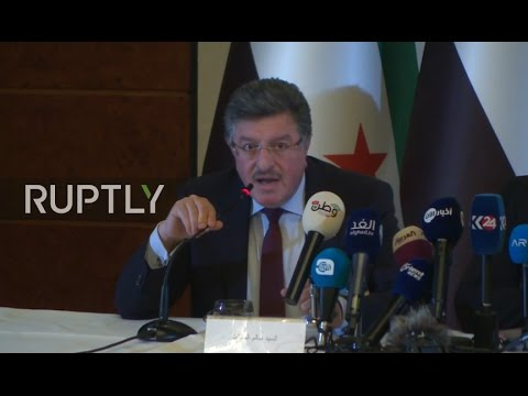 LIVE: New round of Syria peace talks in Geneva -  Press conference by Syrian opposition's HNC