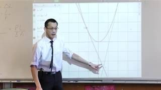 Y11 Mathematics Ext 1 Quiz (2 of 2: Parametrics of the parabola)