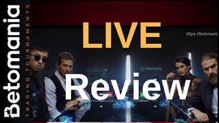 Betomania Review - Live trading - Betomania is NOT Scam !!
