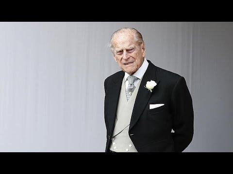 Príncipe Filipe tem alta hospitalar