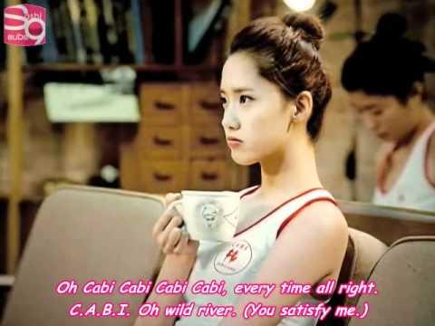 [ENG SUBS] SNSD & 2PM - Carribean Bay (Cabi Song)