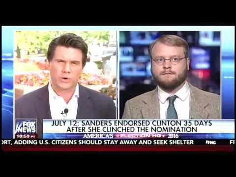 Matthew Walther: Bernie Sanders