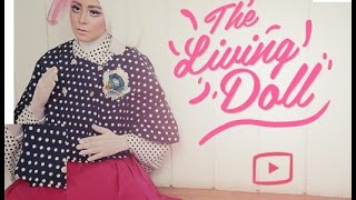 Lookbook The Living Doll with Risty Tagor Thumbnail