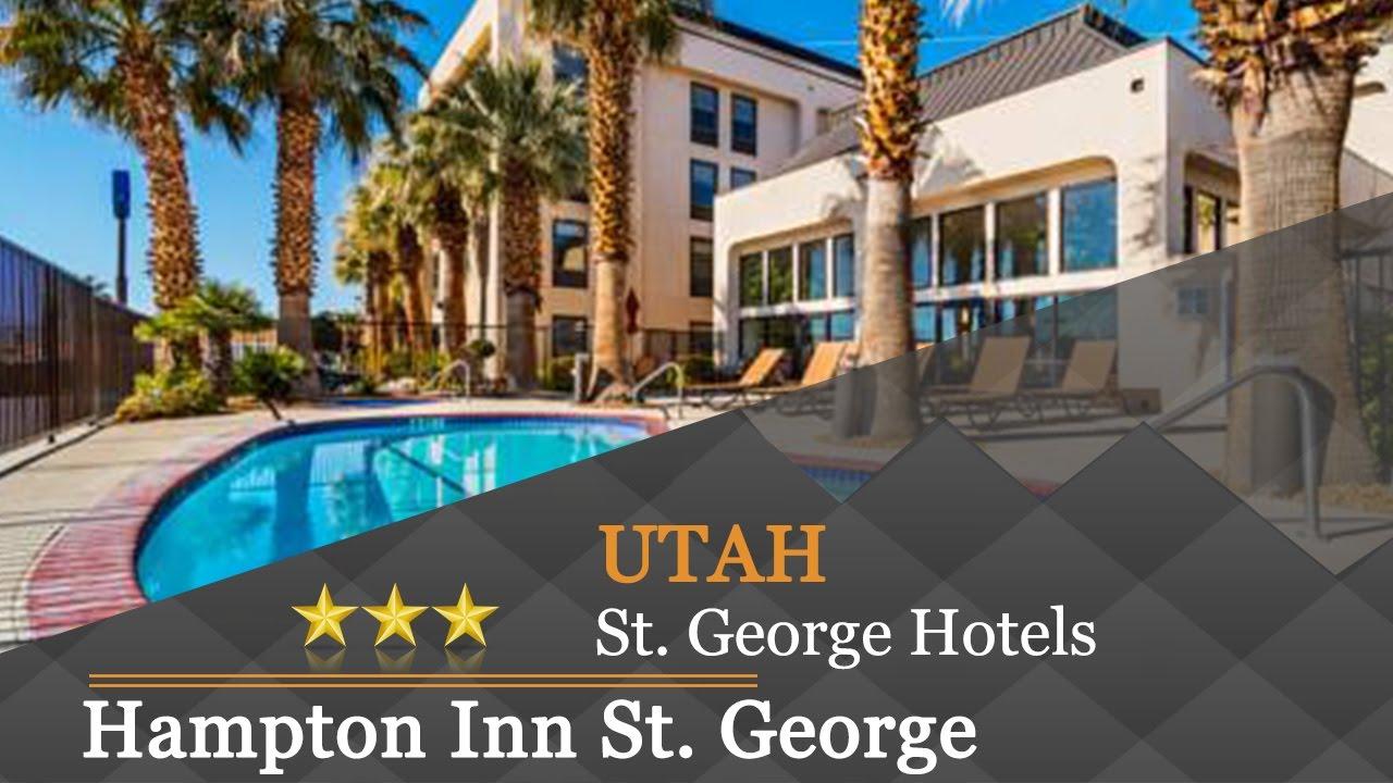 Hampton Inn St George Hotels Utah