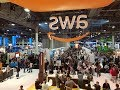 AWS re:Invent 2018 - Expo Hall, The Quad, and Welcome Reception