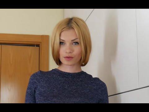 Короткое Каре на Длинных Волосах by AnaLisboa