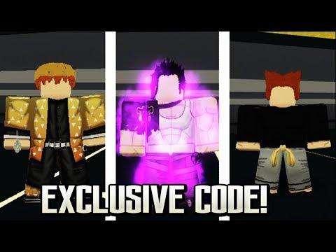 [EXCLUSIVE CODE] ZENITSU, YAMI AND GAROU UPDATE In Anime Cross 2