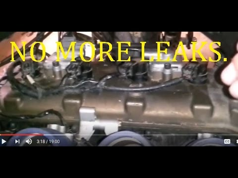 KAWASAKI  NINJA ZX10R VALVE COVER GASKET REPLACEMENT HOW TO, DIY, EASY.