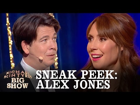 SNEAK PEEK: Send To All with Alex Jones - Michael McIntyre's Big Show: Episode 6