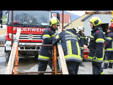 3. Zug der 10. KHD-Bereischaft übt in Kienberg