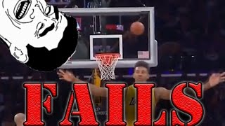 TOP 10 MOST EMBARRASSING FAILS IN NBA HISTORY