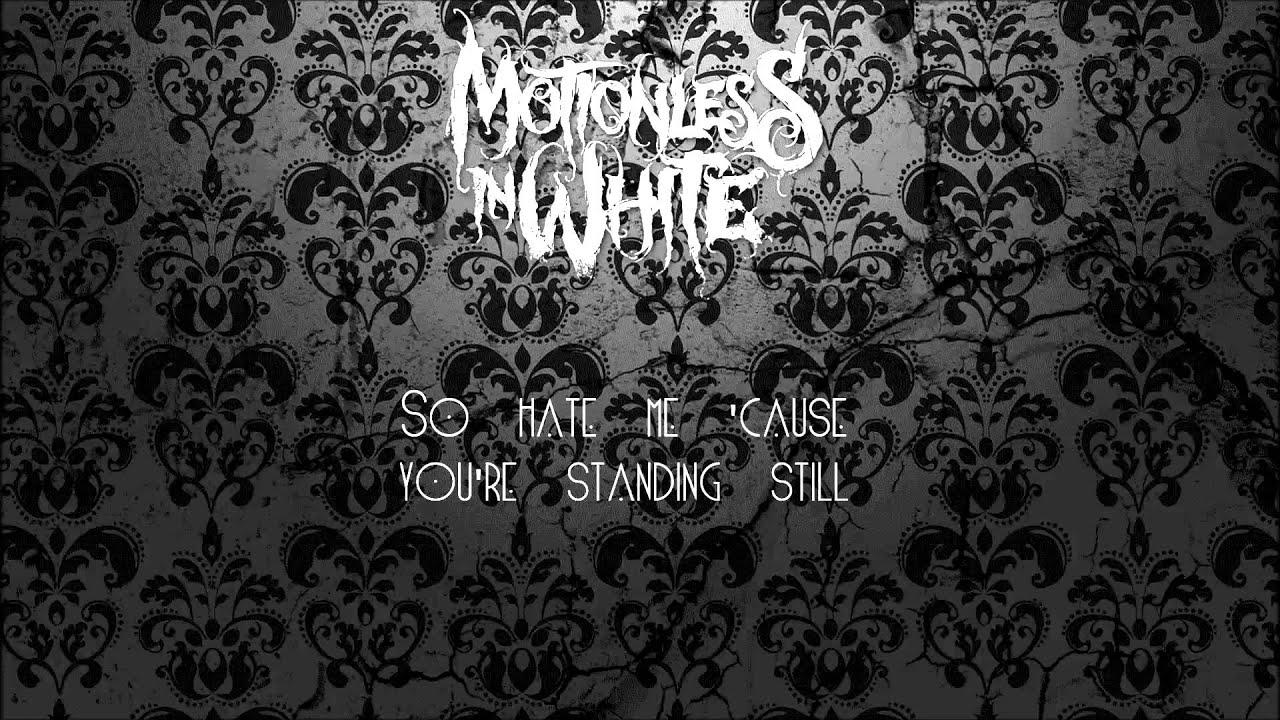 motionless in white reincarnate lyrics youtube