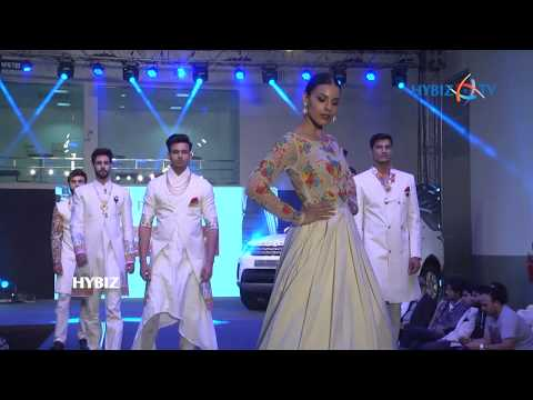 Reliance Jewels Fashion Show at PANACHE The Luxury Expo in Hitex Hyderabad