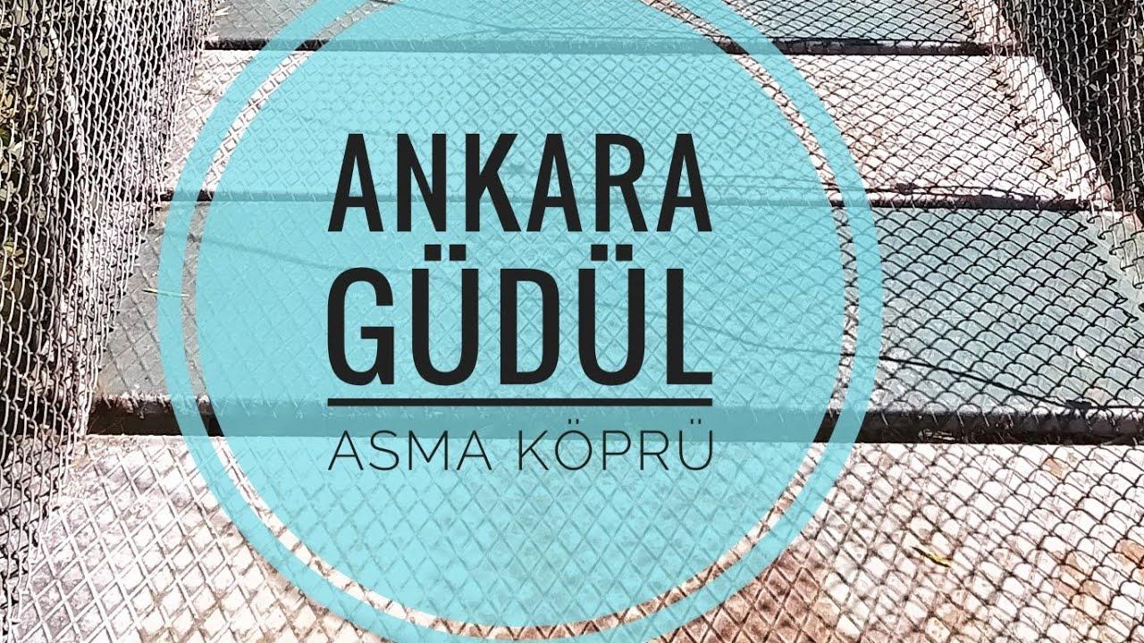 Ankara Güdül Asma köprü