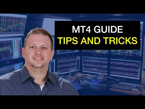 MetaTrader 4 (MT4) Beginners Tutorial by Vladimir Ribakov