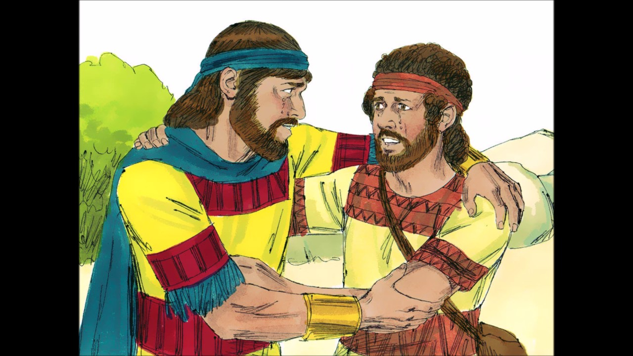 jonathan and david bible stories for children youtube