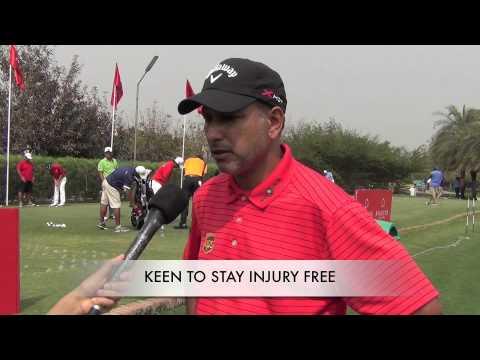 Jeev Milkha Singh talks of retirement, junior golf & winning