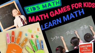 kids math games I free math games for kid I Learn Addition with simple trick