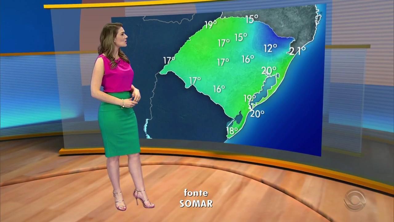Hd Previsão Do Tempo Para O Rio Grande Do Sul No Rbs