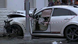 До четырех выросло количество пострадавших в серьезной аварии в центре столицы.