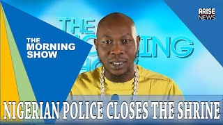 #EndSARS: Nigerian Police Close the Shrine - Seun Anikulapo-Kuti Reacts