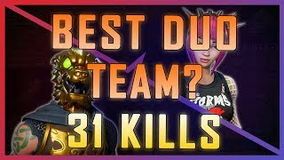 Fortnite - Best Duo Team? - April 2018   DrLupo