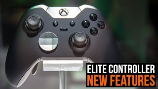 Every new feature on the Xbox One Elite Wireless Controller