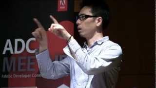 【SESSION6】PhoneGap & Shadow: Web標準によるモバイルアプリの開発とテスト