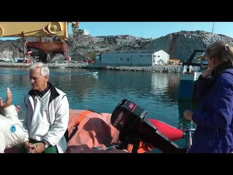 Grønland -  Ilulissat / Til møde med Hval 1/2