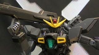 MG Black Gundam X - Under the Moonlight Kai