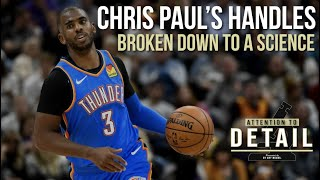Chris Paul's Handles Broken Down to a Science