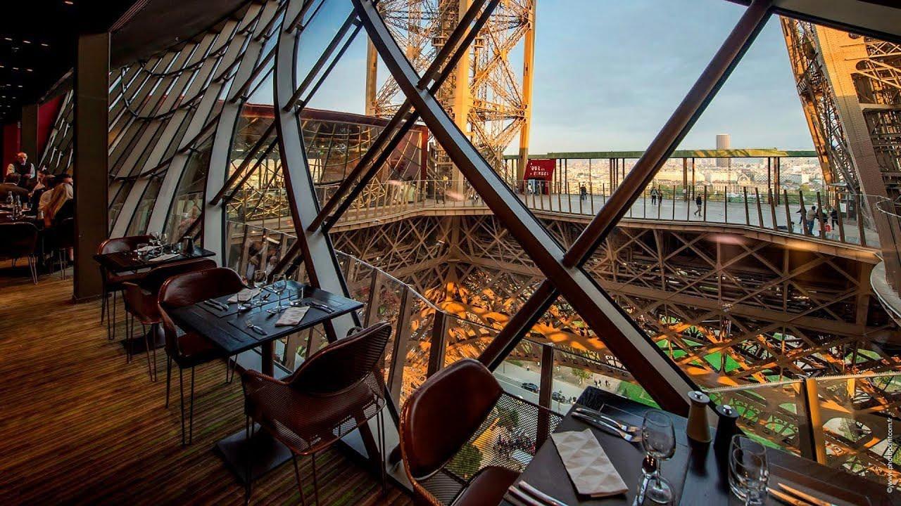 Gourmet Dinner In The Eiffel Tower