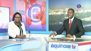 TENDANCE ECONOMIQUE(Viviane ONDOUA BIWOLE)DU VENDREDI 14 JUIN 2019 - EQUINOXE TV